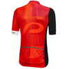 Protective Mr.Race T.Bold SS Full Zip Jersey Men fire